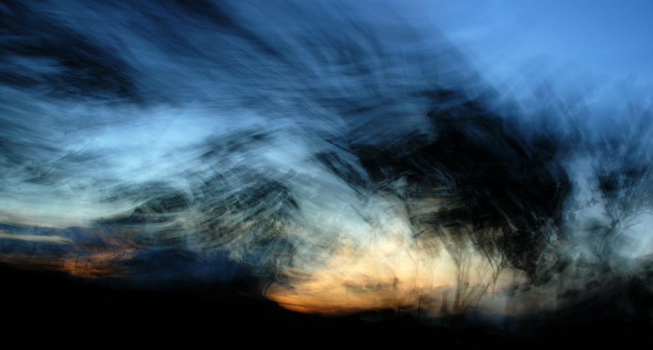 Dianne Souphandavong, untitled, Darwin sunset, digital image