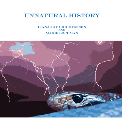 Unnatural History cover copyright Marie-Lochman
