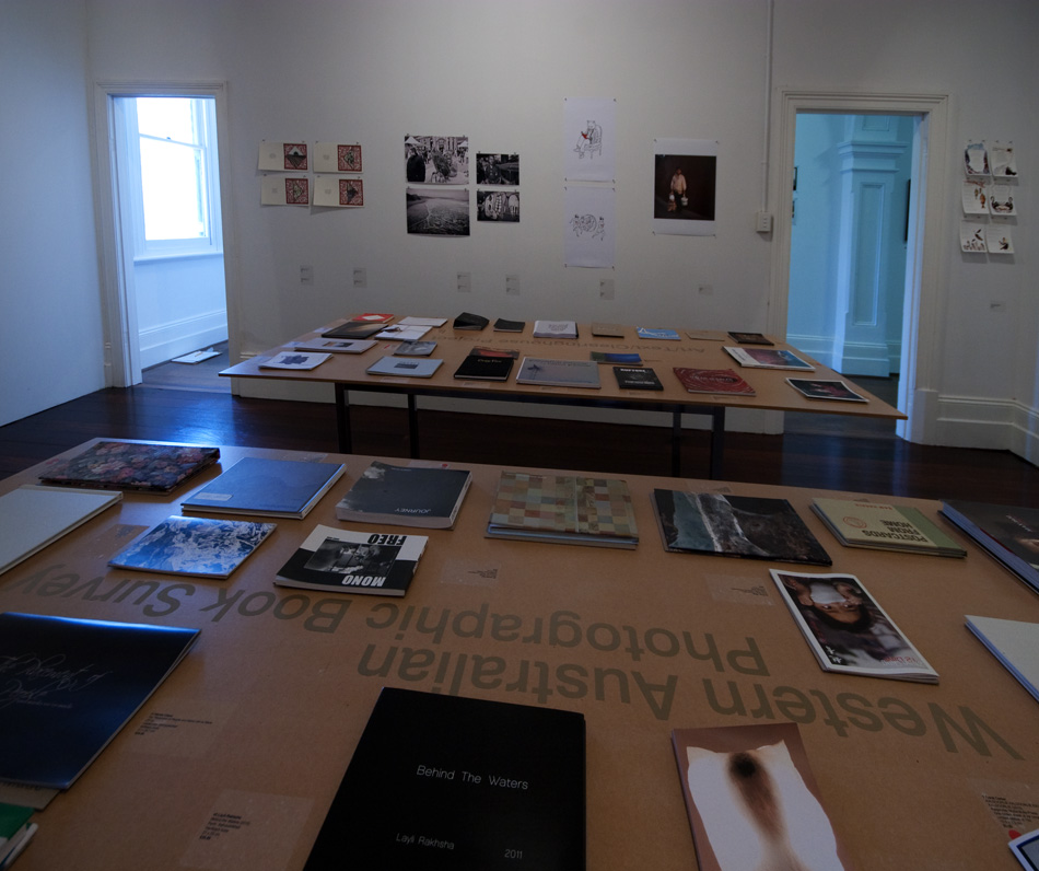 Art/Text/Clearinghouse Project + Western Australian Photographic Book Survey